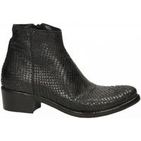 Schuhe Damen Low Boots Hundred 100 YORK nero