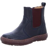 Schuhe Mädchen Stiefel Bisgaard Stiefel 50702-219-600 blau