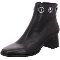 Schuhe Damen Stiefel Regarde Le Ciel Stiefeletten INES 19 schwarz