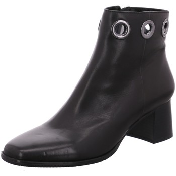 Schuhe Damen Stiefel Regarde Le Ciel Stiefeletten 2695 black Ines 19 schwarz
