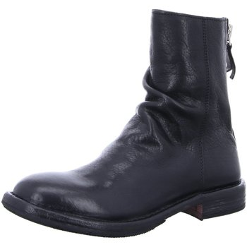 Schuhe Damen Stiefel Moma Stiefeletten Tronchetto Cusna nero 1CW002-cusna schwarz