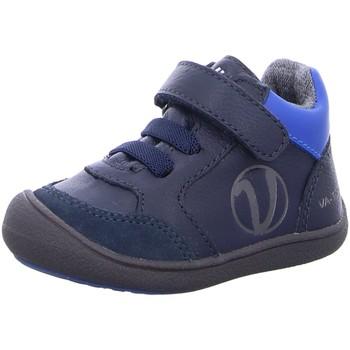 Schuhe Jungen Babyschuhe Vado Schnuerschuhe Bobby Lauflernschuh 15001-101 blau