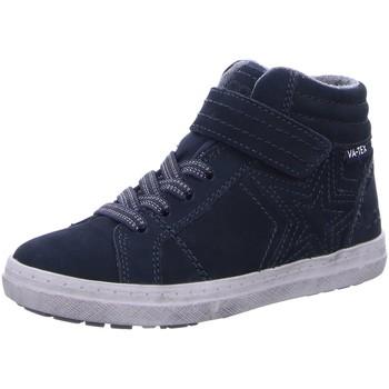 Schuhe Jungen Sneaker Vado High Jacky 13107 116 blau
