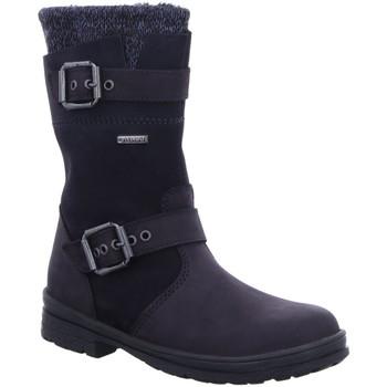 Schuhe Mädchen Stiefel Däumling Stiefel 200021S48 blau