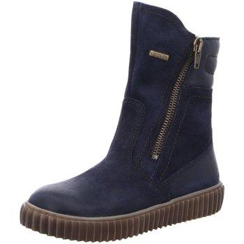 Schuhe Mädchen Stiefel Däumling Stiefel 560011M47 blau
