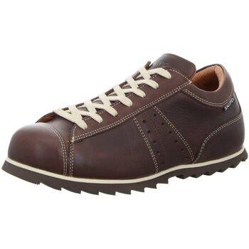 Schuhe Herren Sneaker Low Snipe Schnuerschuhe 42185 marron braun
