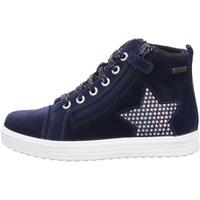 Schuhe Mädchen Sneaker Lurchi High 33-12029-22 blau