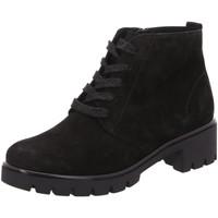 Schuhe Damen Stiefel Semler Stiefeletten J30153042/001 001 schwarz