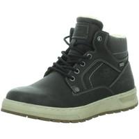 Schuhe Herren Stiefel Tom Tailor 7981602,coal 7981602 00013 grau