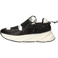 Schuhe Damen Sneaker Low Elena Iachi E2215 BLACK