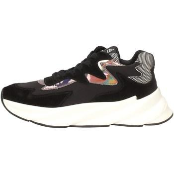 Schuhe Damen Sneaker Low Elena Iachi E2210 BLACK