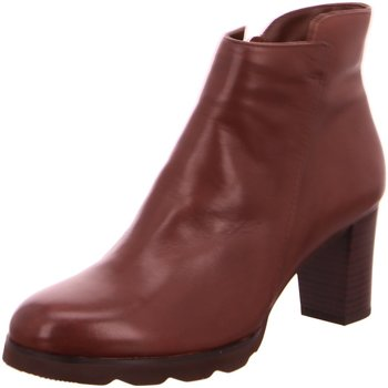 Schuhe Damen Stiefel Regarde Le Ciel Stiefeletten Patricia 01 Ankle Boot PATRICIA01-2785NEW RUST braun