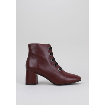 Schuhe Damen Low Boots Krack COLOR Rot