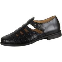 Schuhe Herren Sandalen / Sandaletten Ganter Offene Greg 5-257241-01000 7-257241-0100 schwarz