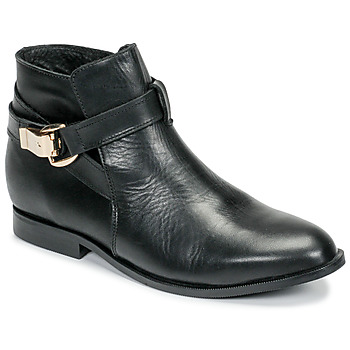 Schuhe Damen Boots Betty London DOODI Schwarz