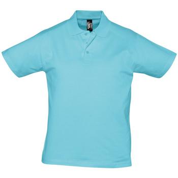 Kleidung Herren Polohemden Sols PRESCOTT CASUAL DAY Azul