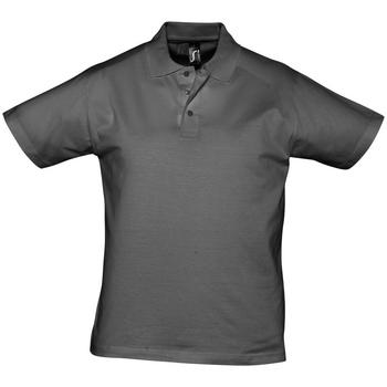 Kleidung Herren Polohemden Sols PRESCOTT CASUAL DAY Gris