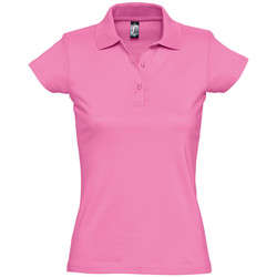 Kleidung Damen Polohemden Sols PRESCOTT CASUAL DAY Rosa