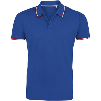 Kleidung Herren Polohemden Sols PRESTIGE MODERN MEN Azul