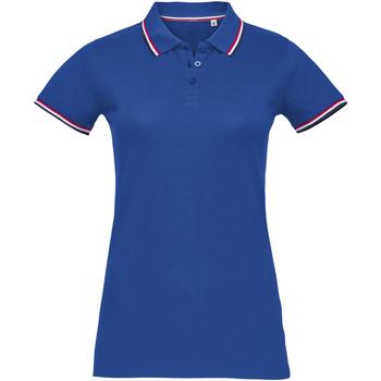 Kleidung Damen Polohemden Sols PRESTIGE MODERN WOMEN Azul
