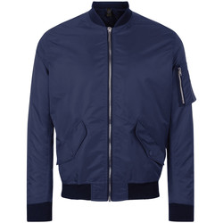 Kleidung Damen Jacken Sols REBEL BOMBER WOMEN Azul