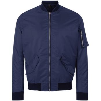 Kleidung Herren Jacken Sols REBEL BOMBER MEN Azul