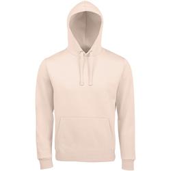 Kleidung Herren Sweatshirts Sols SPENCER KANGAROO MEN Rosa