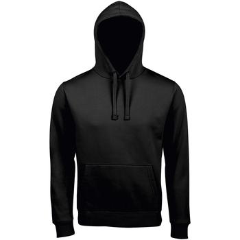 Kleidung Herren Sweatshirts Sols SPENCER KANGAROO MEN Negro