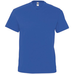 Kleidung Herren T-Shirts Sols VICTORY COLORS Azul