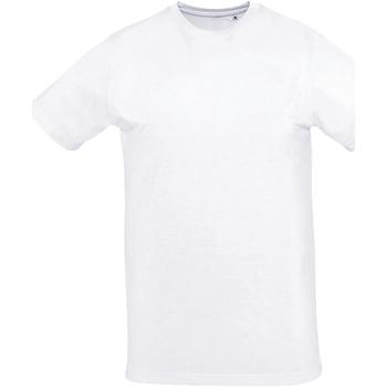 Kleidung Herren T-Shirts Sols SUBLIMA CASUAL MEN Blanco