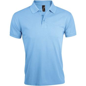 Kleidung Herren Polohemden Sols PRIME ELEGANT MEN Azul