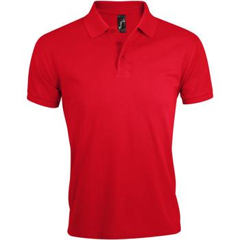 Kleidung Herren Polohemden Sols PRIME ELEGANT MEN Rojo