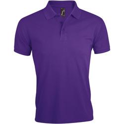 Kleidung Herren Polohemden Sols PRIME ELEGANT MEN Violeta