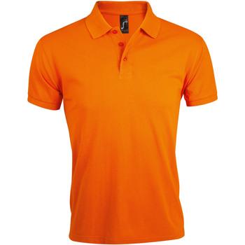 Kleidung Herren Polohemden Sols PRIME ELEGANT MEN Naranja