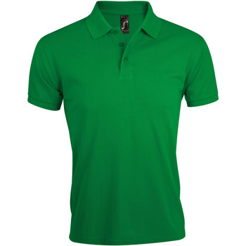 Kleidung Herren Polohemden Sols PRIME ELEGANT MEN Verde