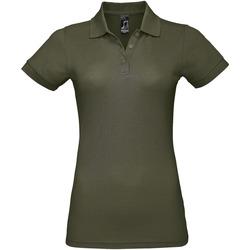 Kleidung Damen Polohemden Sols PRIME ELEGANT WOMEN Verde