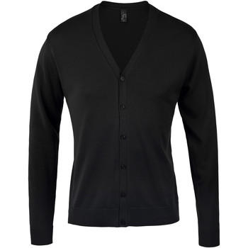Kleidung Herren Strickjacken Sols GOLDEN ELEGANT MEN Negro