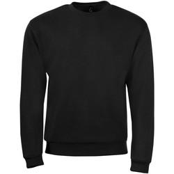 Kleidung Herren Sweatshirts Sols SPIDER CITY MEN Negro