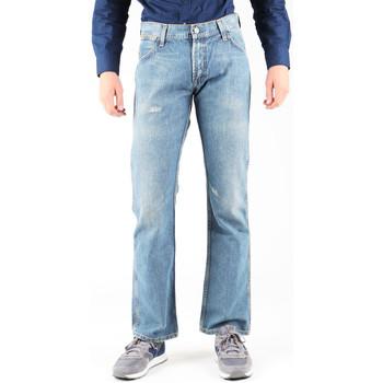 Kleidung Herren Straight Leg Jeans Wrangler Jeanshose  Dayton W179EB497 blau