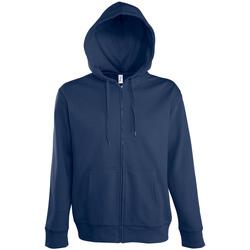 Kleidung Herren Trainingsjacken Sols SEVEN KANGAROO MEN Azul