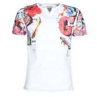 Kleidung Herren T-Shirts Desigual LIAN Multicolor