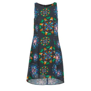 Kleidung Damen Kurze Kleider Desigual CLAIR Multicolor