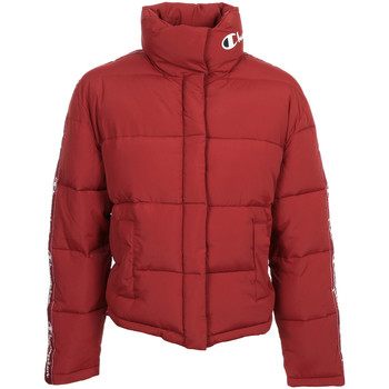 Kleidung Damen Daunenjacken Champion Jacket Wn's Rot