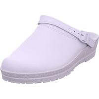 Schuhe Damen Pantoletten / Clogs Rohde - 1440 weiß