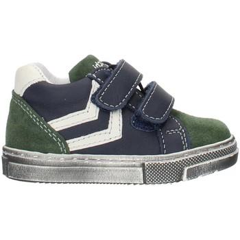 Schuhe Jungen Sneaker High Balocchi 993270 Blau und grün