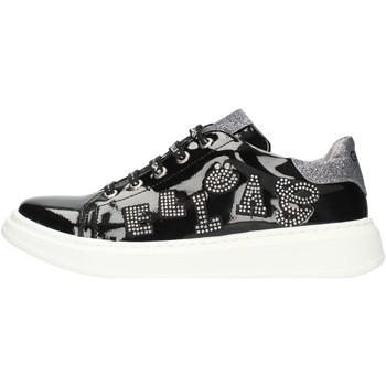 Schuhe Damen Sneaker Low GaËlle Paris G011 schwarz