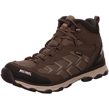 Schuhe Herren Fitness / Training Meindl Sportschuhe Activo Mid GTX 5117-35 braun