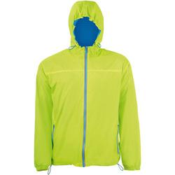 Kleidung Windjacken Sols SKATE HIDRO SPORT Verde