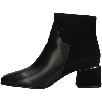 Schuhe Damen Boots Bruno Premi BY2305 BLACK