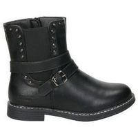 Schuhe Mädchen Boots Crecendo 1611 Noir